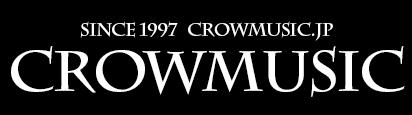 CROWMUSICオフィシャルサイト